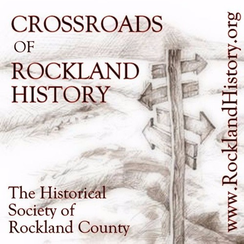 """Author Frank Eberling - """"Demarest Kill""""  Crossroads of Rockland History"""