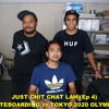 Just Chit Chat Lah (Ep 4) - Skateboarding vs Tokyo 2020 Olympics
