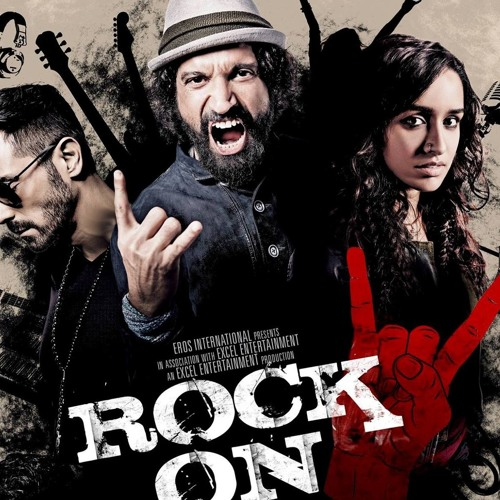 Manzar Naya - Rock On 2 - Farhan Akhtar
