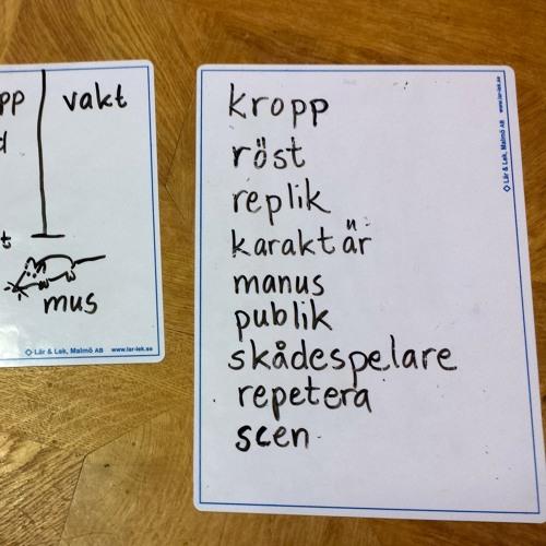 #FBPOD25: Lära sig svenska genom att spela Hamlet?