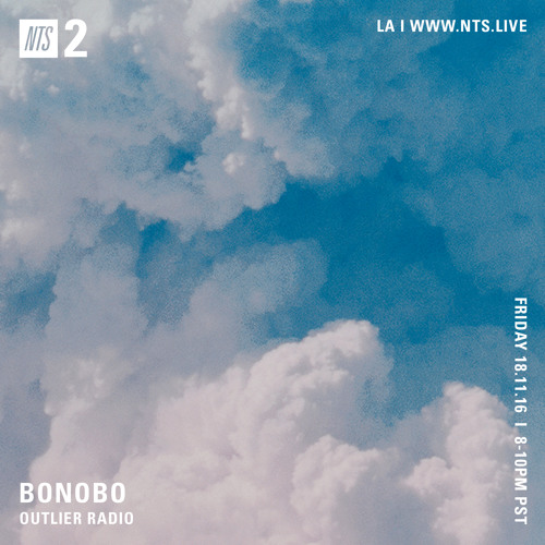 OUTLIER Radio on NTS