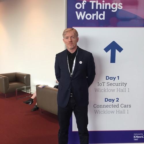 Hugh Carroll Head Of Marketing At Asavie