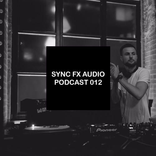 Sync Fx Audio Podcast - 012: Nikita Vietnamec