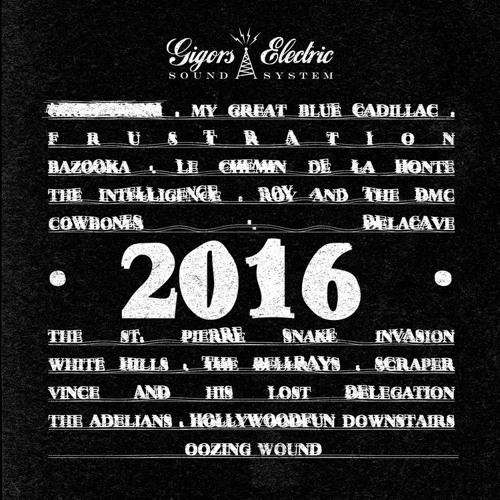 Gigors Electric - 2016 -