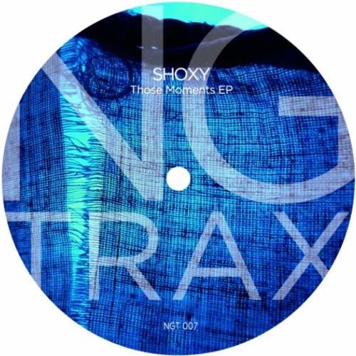 Shoxy - Those Moments EP