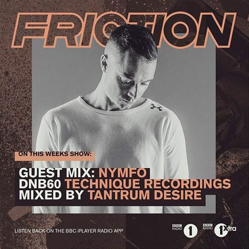 Guestmix - Friction BBC Radio 1 November 22 2016