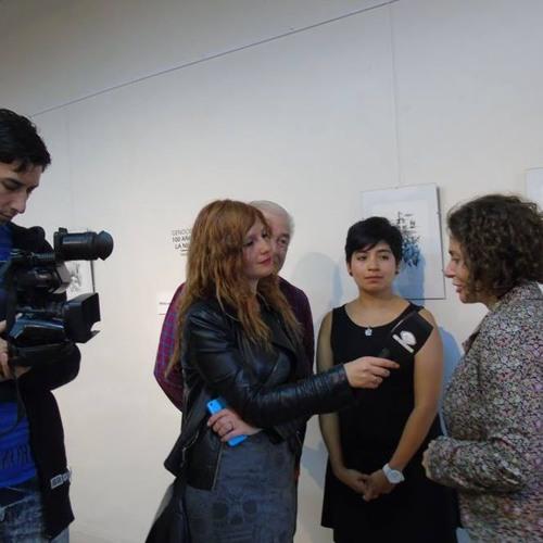 Entrevista a Carolina Karagueuzian en Tarde Paratardes-FM 100.1