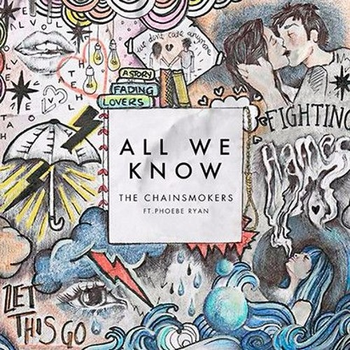 The Chainsmokers - All We Know Ft. Phoebe Ryan (Virtual Riot Remix)