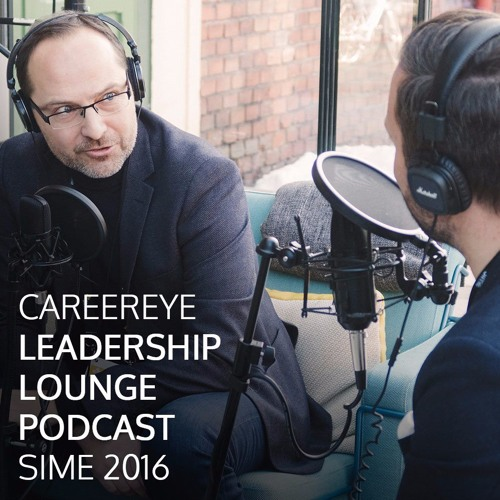 Leadership Lounge Sime 2016