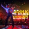 AIDEN K vs. BEE GEES - STAYIN ALIVE - DISCO REVENGE HOUSE MIX