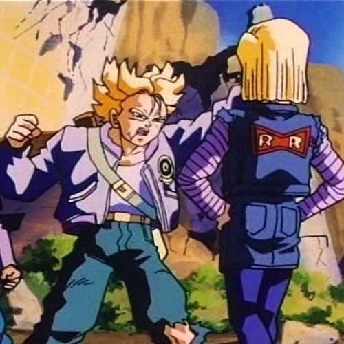 Trunks Vs Androids