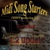 Midi Song Starters FREE Update V1.2 (preview Of New Kit)