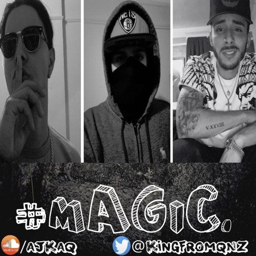 Magic (Feat. Shank Sinatra, Mikey Mike)