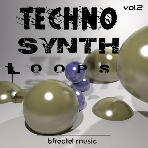 BFractal Music - Techno Synth Loops vol.2 (Sample Pack)
