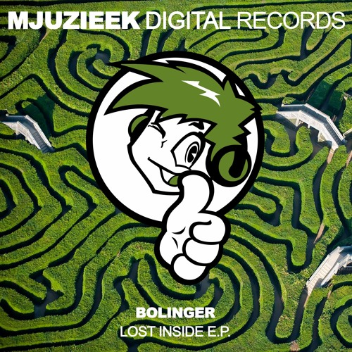 Bolinger - Lost Inside EP  - Out in 2017