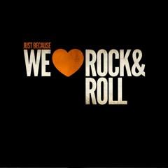 SET WE LOVE ROCK! DISPONÍVEL PARA DOWNLOAD