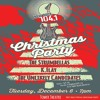New Rock Christmas Party December 6th