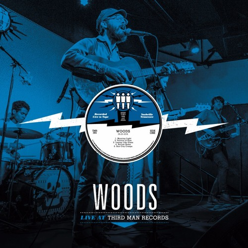 """WOODS - """"Suffering Season"""" Live at Third Man Records"""