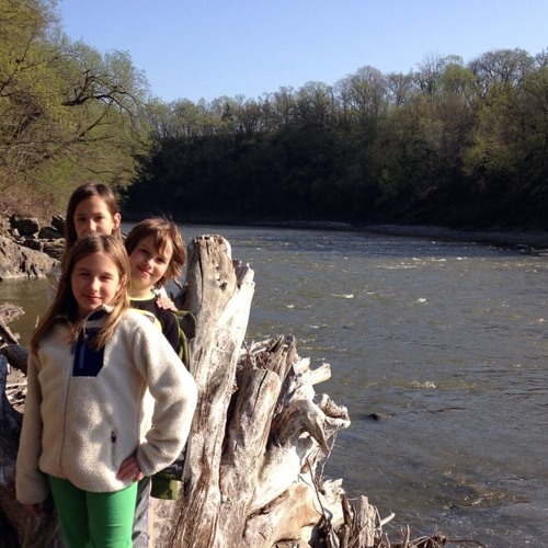 Camping On The Blue Earth River, Minnesota--Kimberly Musser