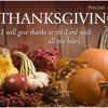 THURSDAY  GRATITUDE  Pastor Cecil A. Thompson November 24, 2016  DAILY-E-VOTIONAL