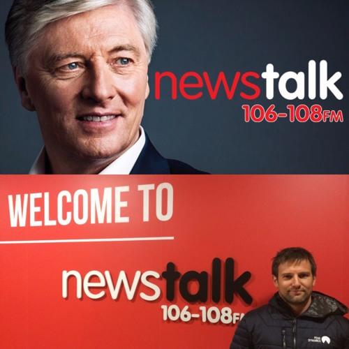 Newstalk - Pat Kenny - The Irishman Rowing Across The Atlantic
