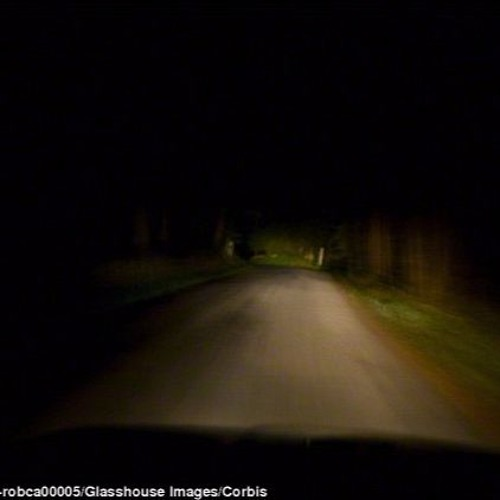 Driving around at night without Headlights SET 1.2 DR PICKUP LIVE LAVAUR 08102016