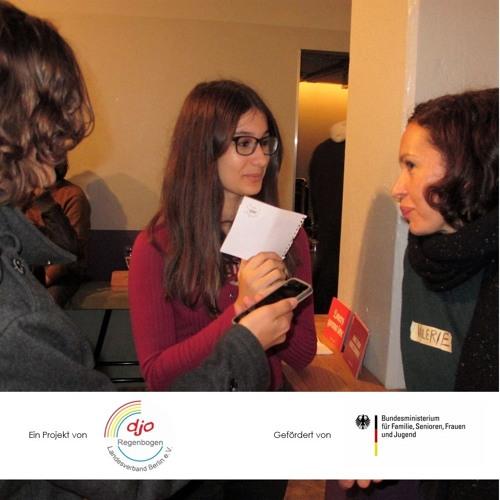 Meinungsmacher.innen fragen nach - Jugendkongress des JMB Berlin
