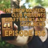 Ep. 0016 - Brewed Beginnings Update, Star Wars 8 Characters, How old is Chewy? Happy Thanksgiving!