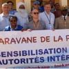 Caravane de la paix  a Ménaka: un cadre unique d'échange avec les populations à la base