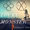 Download EXO(엑소) - LUCKY MONSTER(Split Headset Korean Ver.) [Lucky One vs Monster Mix] Mp3