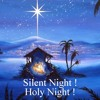 Silent Night Holy Night Keyboard Cover