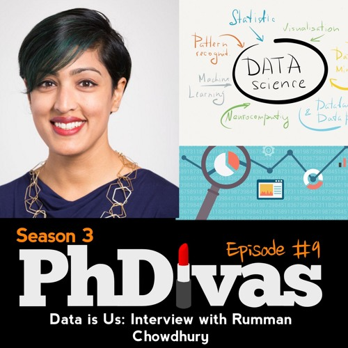 S03E09 | Data is Us: Interview with Rumman Chowdhury