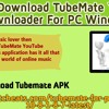 How To Download TubeMate YouTube Downloader For PC Windows