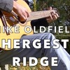 Mike Oldfield - Hergest Ridge (Alex Obechaika guitar cover)