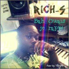 Rich's - Resistance (Bah Ouais je rap!) Prod. by TheSHY