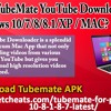 Download TubeMate YouTube Downloader for PC Windows MAC