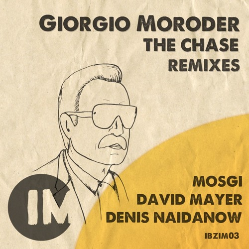 Giorgio Moroder - The Chase (David Mayer Remix) Ibzim003  Snipped