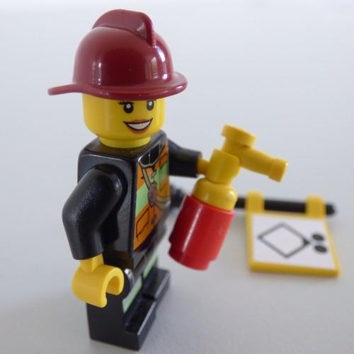 Balinger Jugendfeuerwehr Übt Mit Legomännchen Frü SWR4.WAV