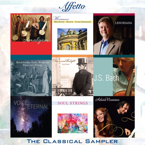 The Affetto Records Classical Sampler