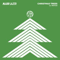 Major Lazer feat. Proteje - Christmas Trees (Original Mix)