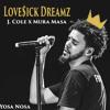 J. Cole x Mura Masa - Love$ick Dreamz (Yosa mashup)