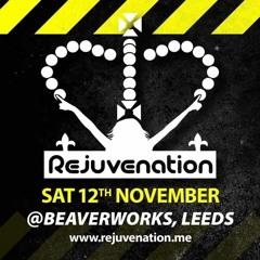 Rejuvenation-Beaverworks Leeds-Danny Dee-Italian Lounge 12-11-2016
