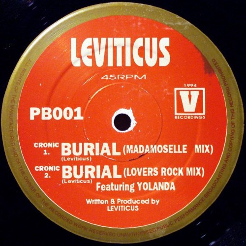 Leviticus 'The Burial' (Selectabwoy Reconstruction - Eclectic Mix I)