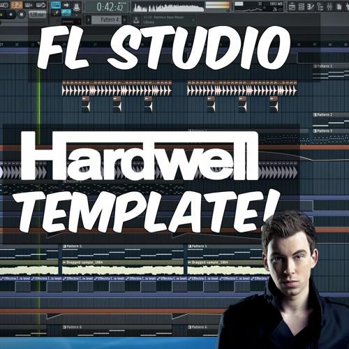 FL Studio Template 25: Hardwell Style Full Length EDM