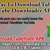 Simple Way To Download TubeMate YouTube Downloader APK