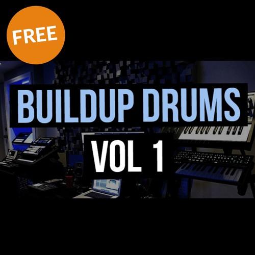 Buildup Drums Vol 1 [FREE DOWNLOAD] by Cymatics Extras