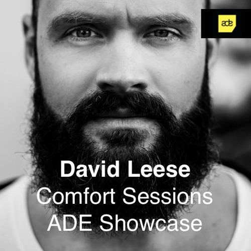 David Leese @ Comfort Sessions ADE Showcase 2016