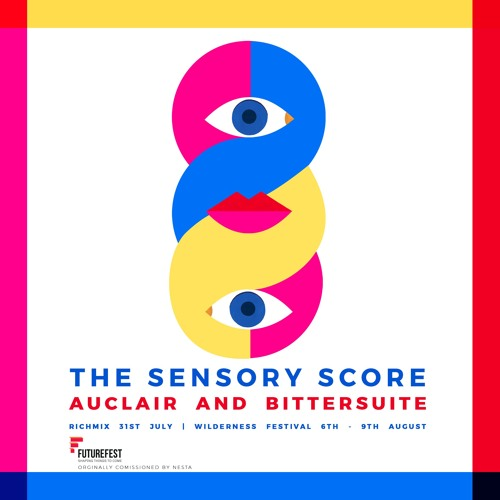 Extracts From The Sensory Score by BitterSuite & Auclair (Live at Rich Mix, London 2015)
