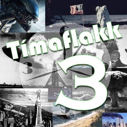 Tímaflakk 0203 - Þátturinn á undan fjórða þætti