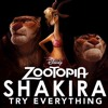 [Indonesian Translyric] Zootopia - Try Everything (Coba Semua)[Edisi The Punkens]